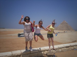 Day Tour to Pyramids and The Nile from Alexandria Port