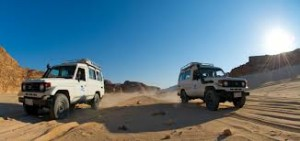 Desert Safari & Coloured Canyon